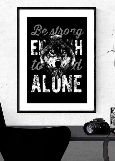 alone-wolf